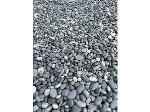 Beach Pebble Black siergrind