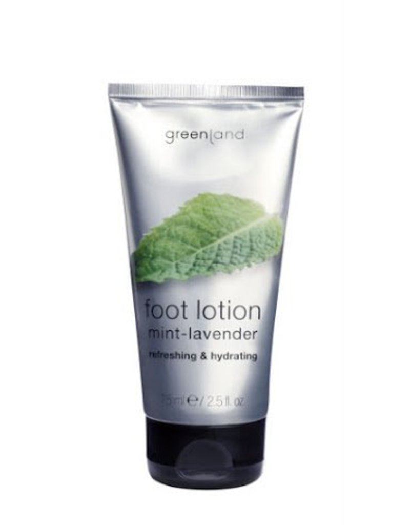 Fruit Emotions, voet lotion, mint-lavendel, 75 ml