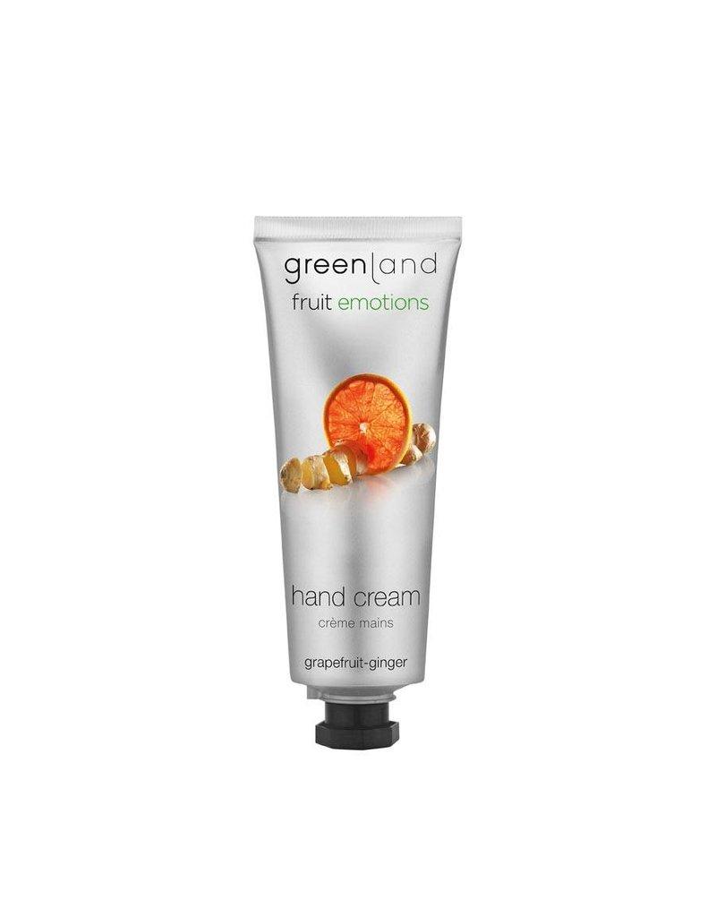 Fruit Emotions, handcrème, grapefruit-gember