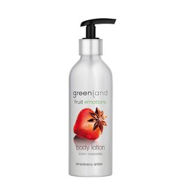 Fruit Emotions bodylotion, aardbei-anijs, 200 ml