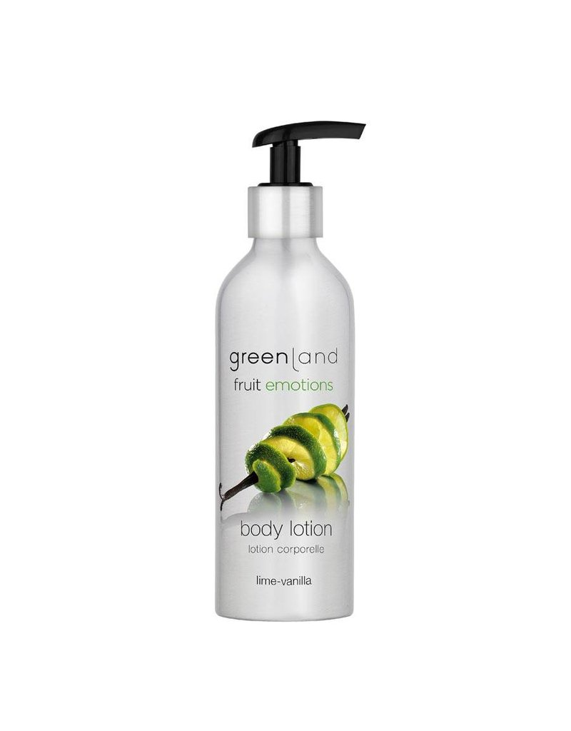Fruit Emotions body lotion lime-vanilla, 200 ml