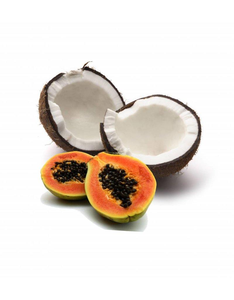Fruit Emotions, geurstokjes, kokos & papaja, 200 ml