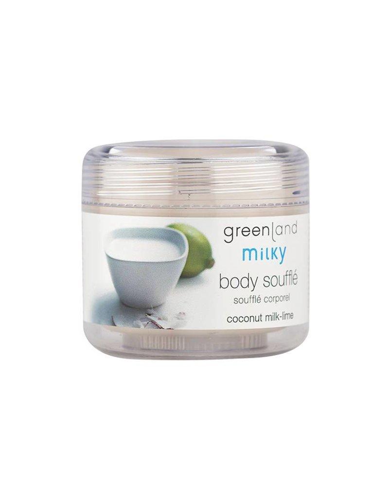 Milky, Körperbutter, Kokosnussmilch-Limette, 150 ml