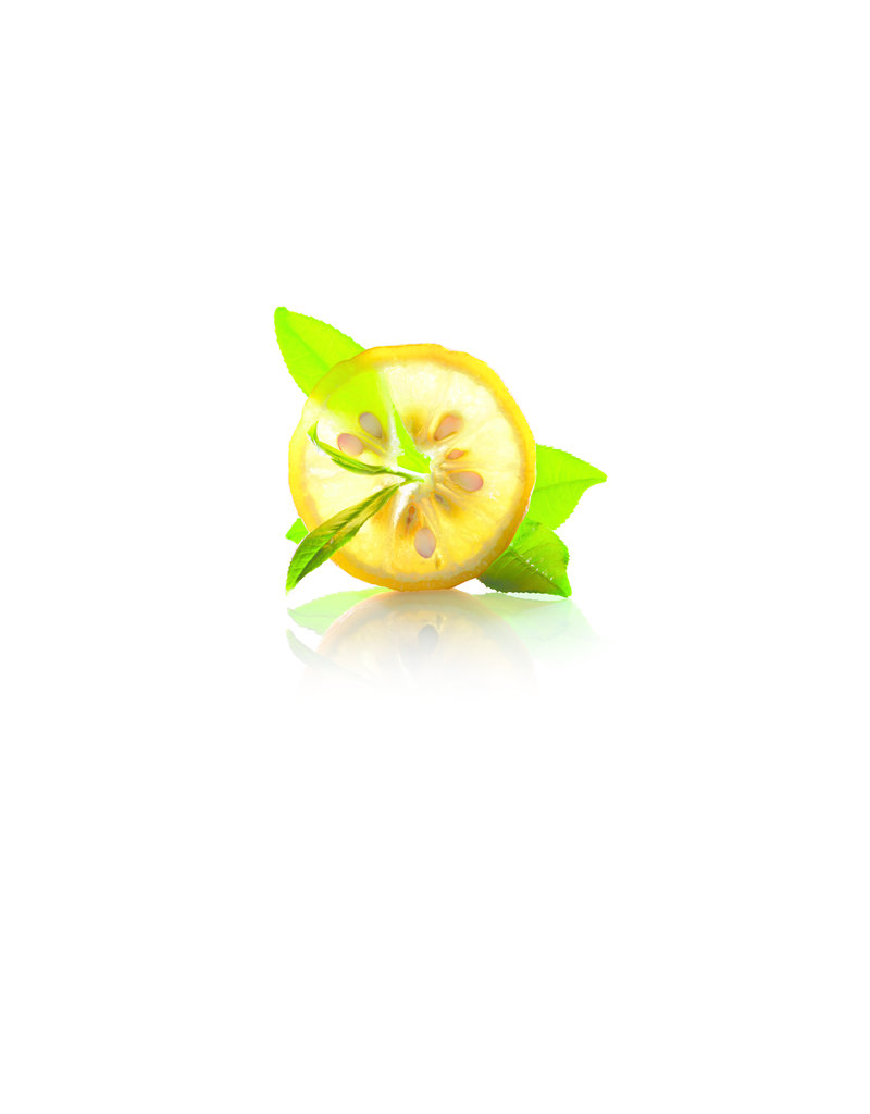 Fruit Emotions scrub granité yuzu-witte thee