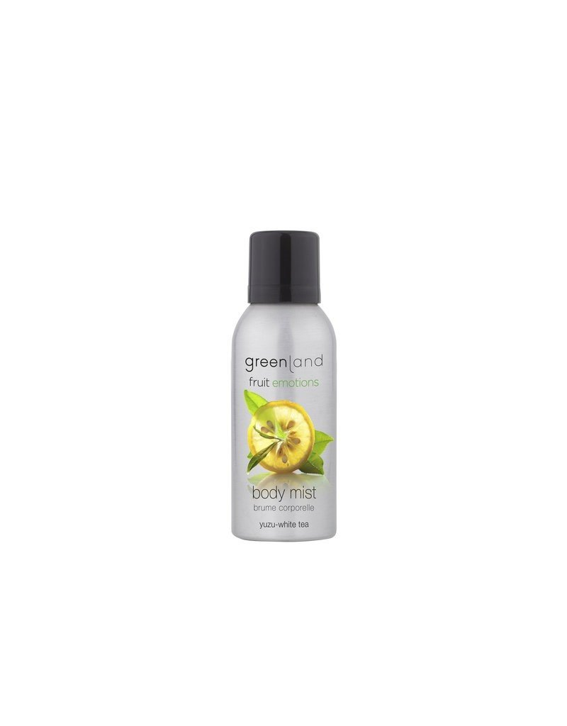 Fruit Emotions body mist yuzu-white tea
