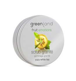 Fruit Emotions scrub granité yuzu-witte thee