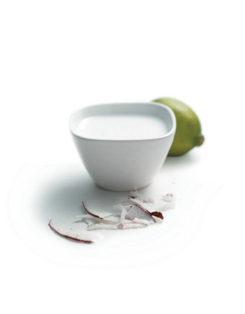 Milky shower mousse coconut milk - lime