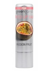 Glossy lip balm pink, 3.9 g, passion fruit