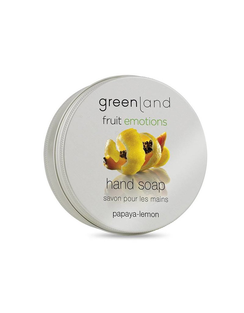 Fruit Emotions soap papaya-lemon, 100 g