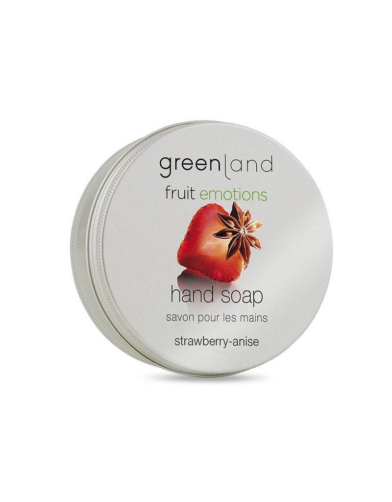 Fruit Emotions, Handseife, Edbeer-Anis, 100 g