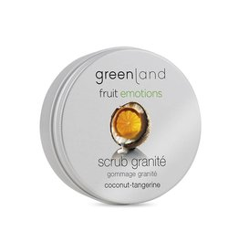 Fruit Emotions, scrub granité, coconut-tangerine, 200 ml