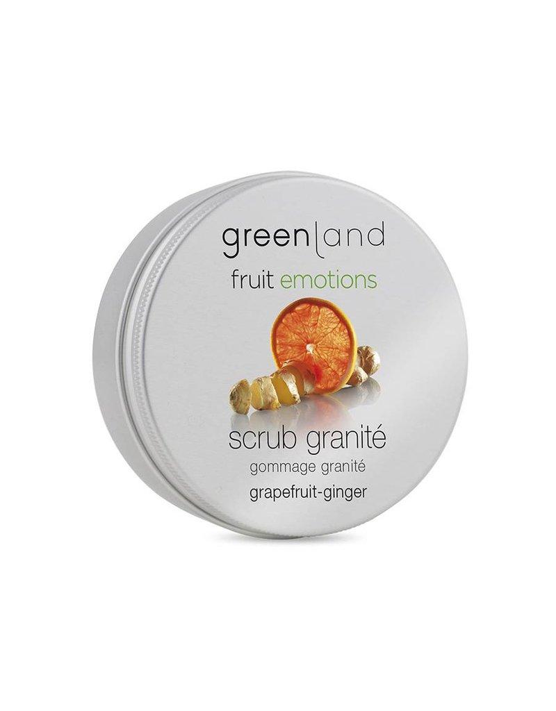 Fruit Emotions, Peeling Granité, Pampelmuse-Ingwer, 200 ml