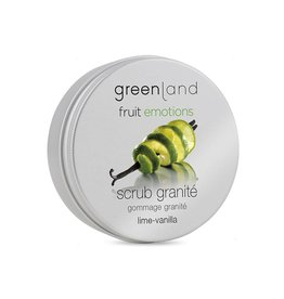 Fruit Emotions, scrub granité limoen-vanille, 200 ml