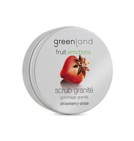 Fruit Emotions scrub granité aardbei-anijs, 200 ml