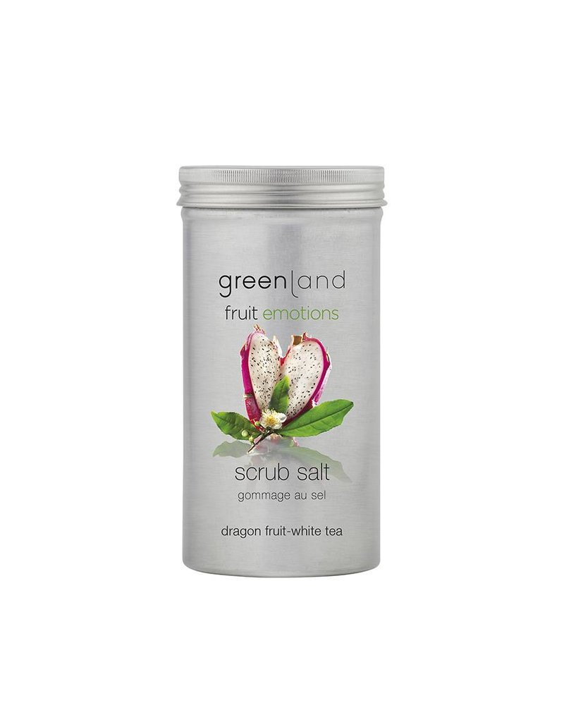 Fruit Emotions scrub salt dragon fruit-white tea, 400 g