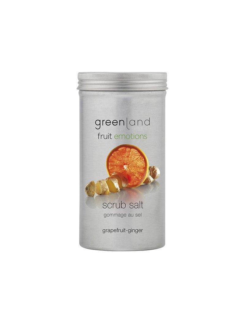 Fruit Emotions scrub salt grapefruit-ginger, 400 g