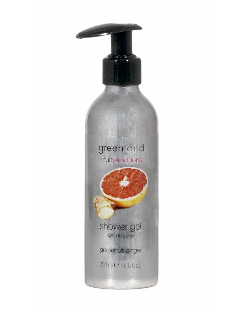 Fruit Emotions douchegel grapefruit-gember, 200 ml