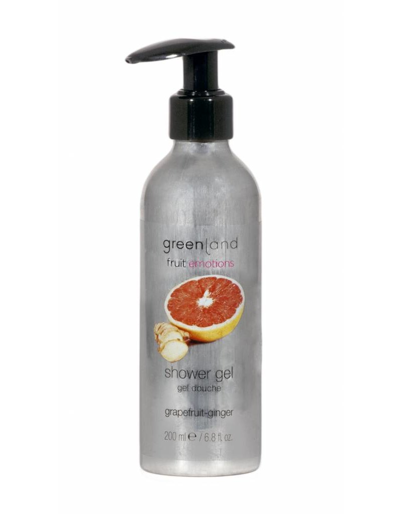 Fruit Emotions shower gel grapefruit-ginger, 200 ml
