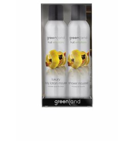Fruit Emotions gift pack: mousse sensatie, papaja-citroen