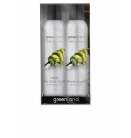Fruit Emotions gift pack: mousse sensatie, limoen-vanille