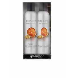 Fruit Emotions gift pack: mousse sensation, Pampelmuse-Ingwer