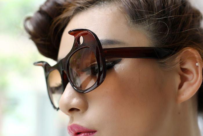 De juiste imitatiezonnebril uitzoeken voor jouw gezichtsvorm