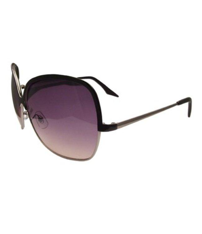 369e482afa79bd Grote Zwarte Zonnebril - Goedkope Zonnebril