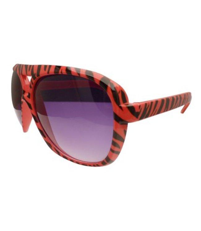Rode Zonenbril