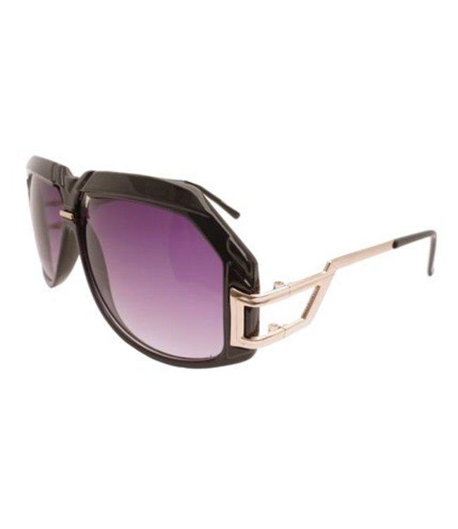 Zwarte Zonnebril