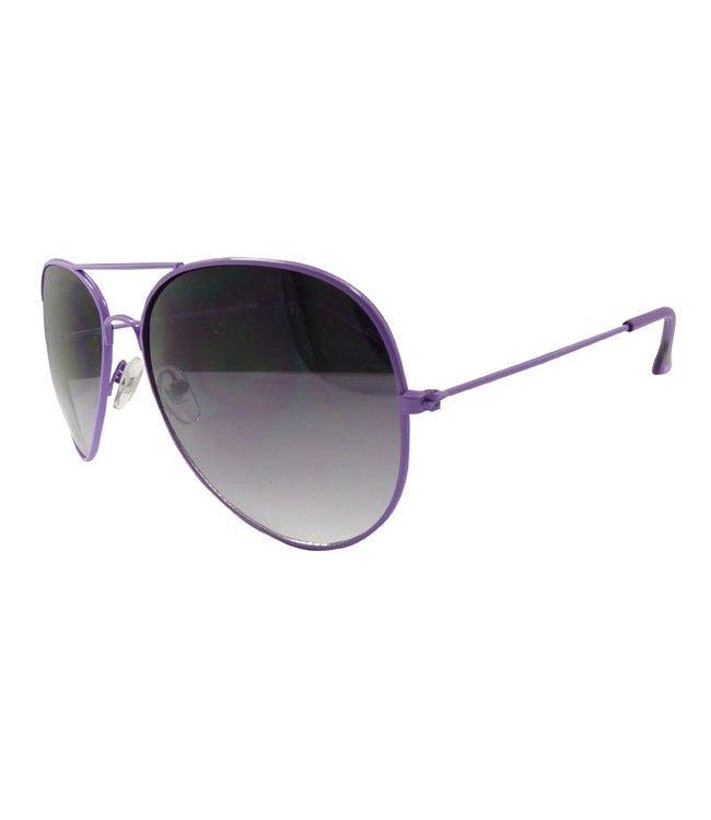 Paarse Pilotenbril