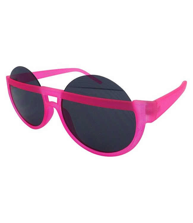 Roze Funny Glasses