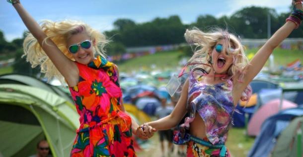 Festival Zonnebrillen