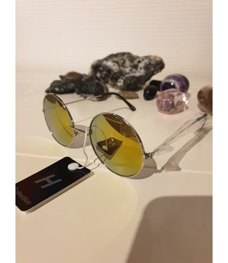 Kost Ronde spiegelend bril, John Lennon stijl