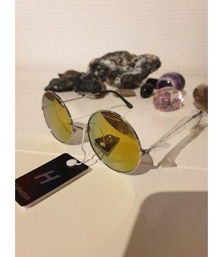 Kost Ronde spiegelend bril