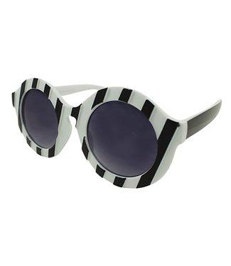 86148b9cde1401 Coole witte zonnebrillen - Goedkope Zonnebril