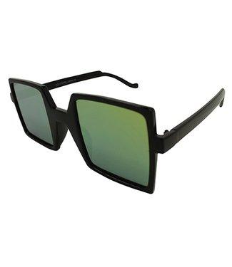 Vierkante Partybril