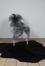 Van Buren Koeienhuid vloerkleed - Zwart - 3 Afmetingen