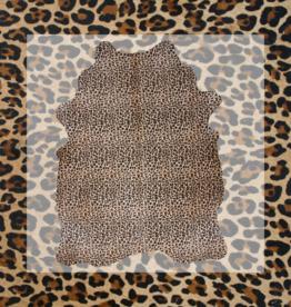Van Buren Koeienhuid kleed - Diverse prints