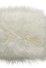 Van Buren Stoel zitting - Wit schapenvacht
