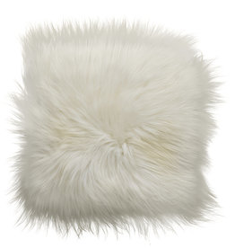 Van Buren Chairpad - schapenvacht - Wit