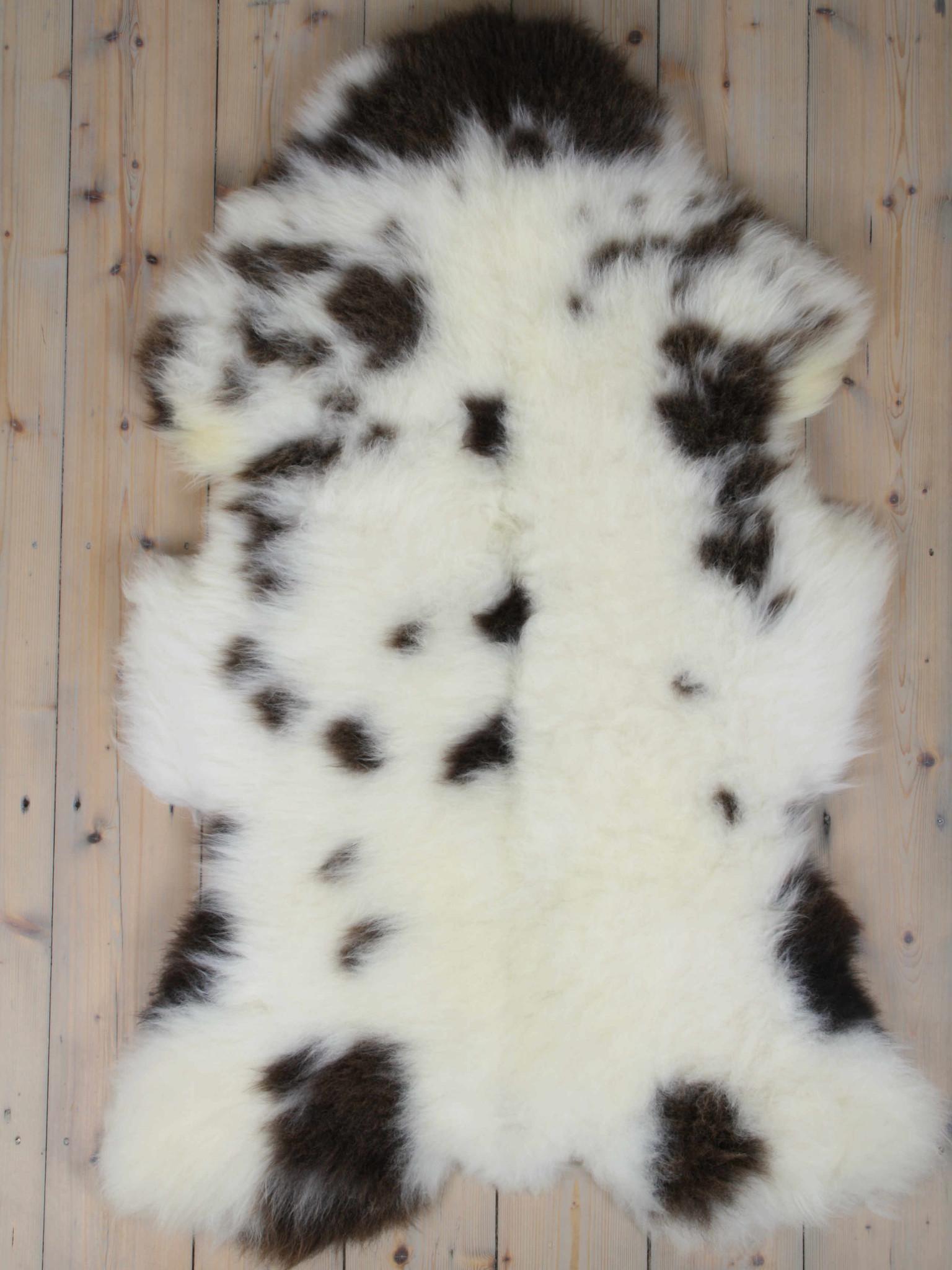 Van Buren Uniek schapenvacht - Bont - ca 115x65 cm