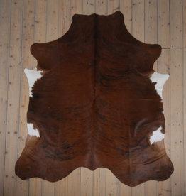 Van Buren Koeienhuid - Driekleur - 200x200 cm