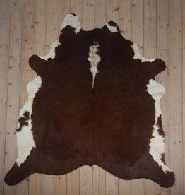Van Buren Koeienhuid - Roodbont - 200x200 cm