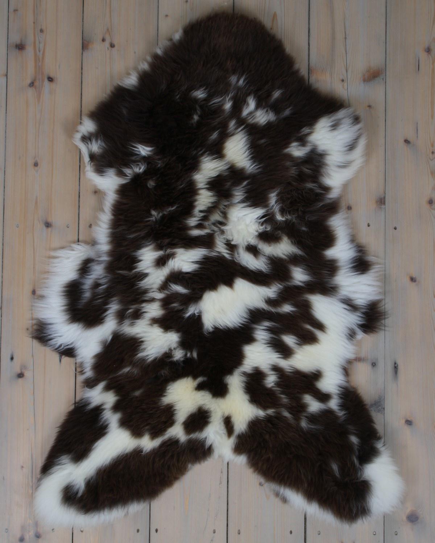 Van Buren Uniek schapenvacht - Bont - 105x65 cm