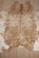 Van Buren Koeienhuid - Beige - 200x200 cm