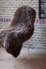 Van Buren Texels schapenvacht - Bruin