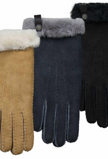 Van Buren Schapenvacht vrouwen handschoenen
