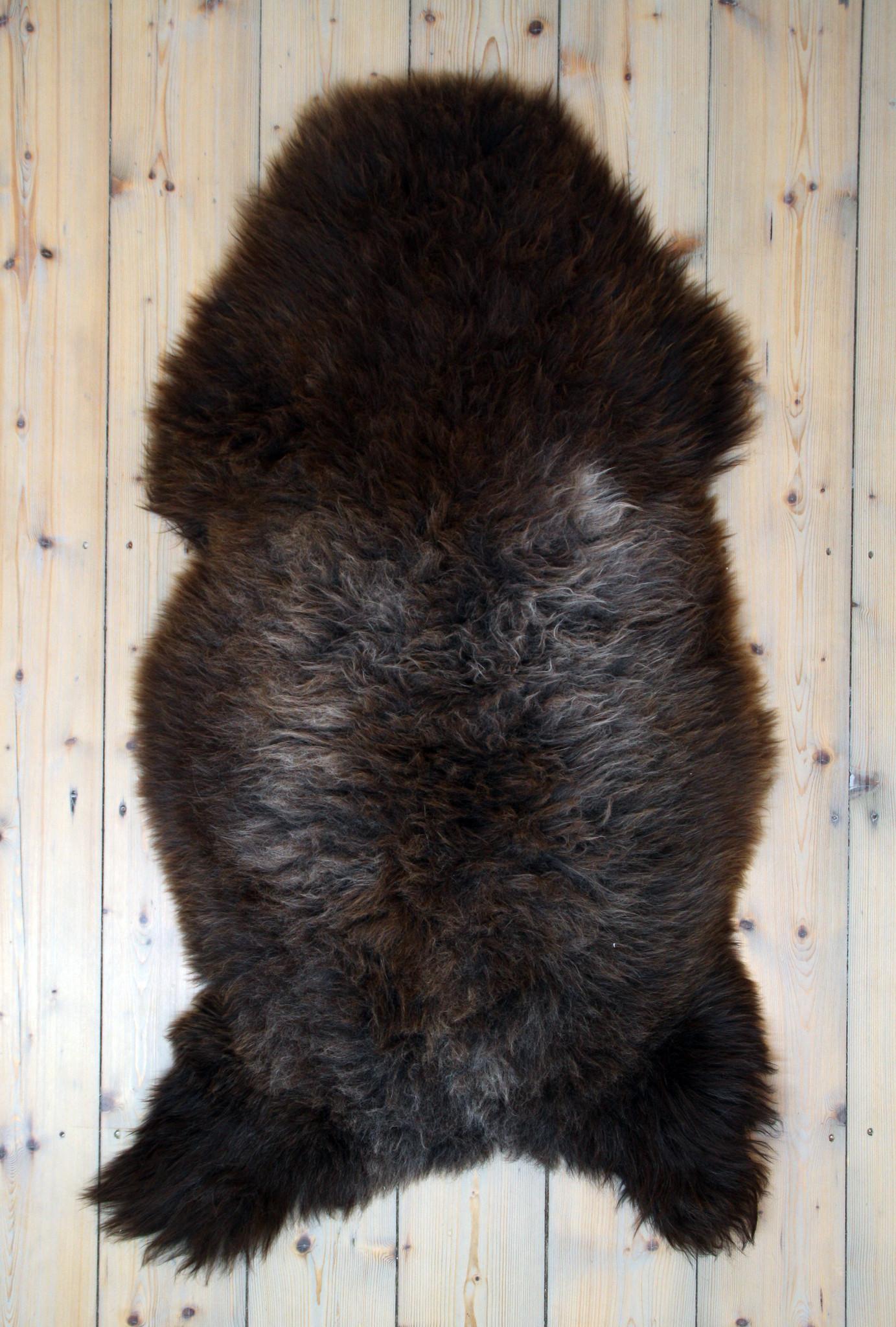 Van Buren Texels schapenvacht - uniek gefotografeerd - TX-036