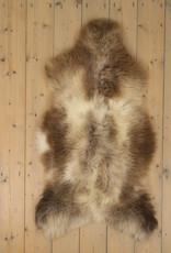 Van Buren Texels Schapenvacht - Melange - Uniek Gefotografeerd - ca. 110x65cm - US056