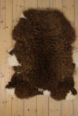 Van Buren Texels Schapenvacht - Bont - Uniek Gefotografeerd - ca. 110x85cm - US010